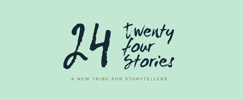 24 Stories Cork Cover Photo